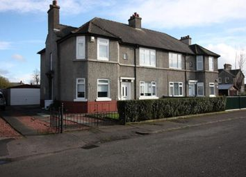Thumbnail 2 bed flat to rent in South Avenue, Renfrew
