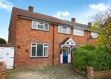 Thumbnail 3 bed semi-detached house for sale in Sheerwater, Surrey
