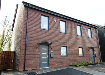 Thumbnail 3 bed semi-detached house for sale in Comley Crescent, Chesterfield