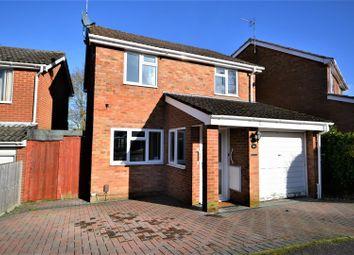 3 bed detached house for sale in Reynolds Close, Basingstoke RG21