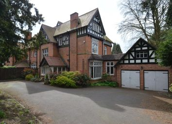 Thumbnail 6 bed semi-detached house for sale in Hewell Place, Hewell Road, Barnt Green, Birmingham