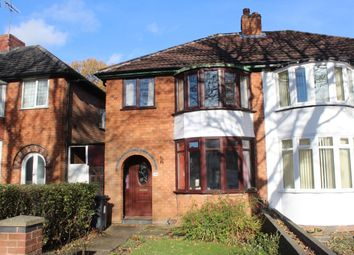3 bed semi-detached house for sale in Bilton Grange Road, Yardley, Birmingham B26