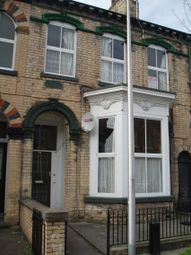 Thumbnail 2 bed flat to rent in Albany Street, Hull