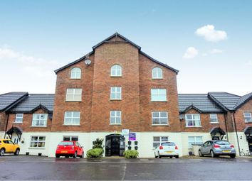 Thumbnail 2 bed flat for sale in Gateside Park, Ballyclare