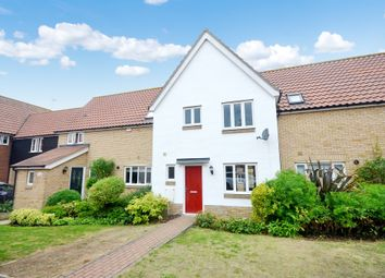 Thumbnail 3 bedroom terraced house for sale in Mill Park Drive, Braintree