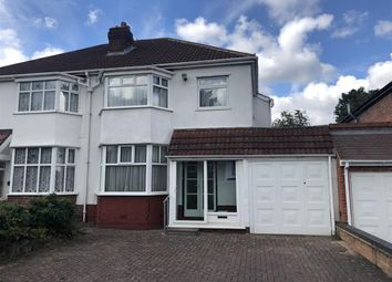 Thumbnail 3 bed semi-detached house for sale in Solihull Road, Shirley, Solihull