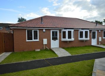 Thumbnail 2 bedroom bungalow for sale in Glentworth Gardens, Wolverhampton