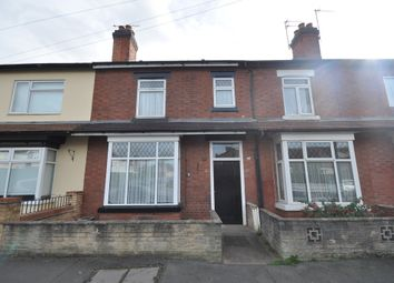 Thumbnail 3 bed terraced house to rent in Swannington Street, Burton-On-Trent