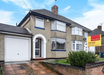Thumbnail 3 bed semi-detached house for sale in St. Lukes Road, Oxford