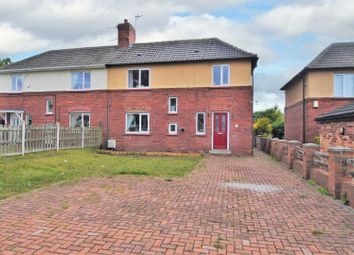 Thumbnail 3 bed semi-detached house for sale in Clarence Place, Maltby, Rotherham