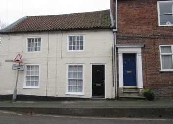 Thumbnail 2 bed terraced house to rent in Kidgate, Louth