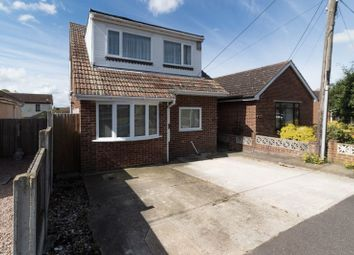 Thumbnail 3 bed detached house for sale in Nelson Avenue, Minster On Sea, Sheerness