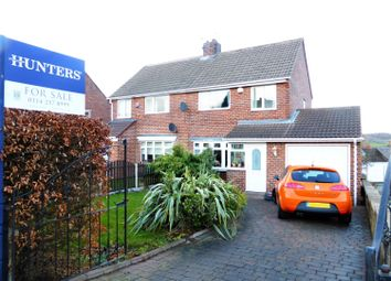 Thumbnail 3 bed semi-detached house for sale in St. Michaels Road, Ecclesfield, Sheffield