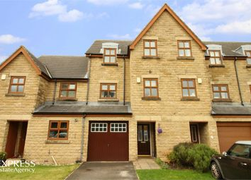 Thumbnail Town house for sale in Brambleside, Denholme, Bradford, West Yorkshire