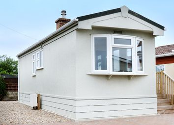 Thumbnail 1 bed mobile/park home for sale in Kenwood Park, Hollym Road, Withernsea