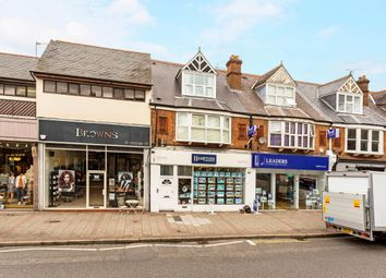 Thumbnail 2 bed flat to rent in 24 High Street, Weybridge