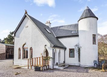 Thumbnail 4 bedroom detached house for sale in Bonar Bridge, Ardgay