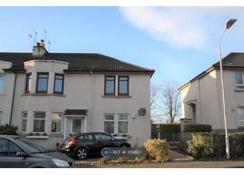 Thumbnail 2 bed flat to rent in Whitehaugh Avenue, Paisley