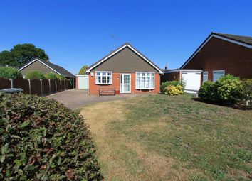 Thumbnail 2 bed detached bungalow for sale in Howbeck Crescent, Wybunbury, Nantwich