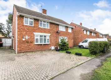 Thumbnail 3 bed semi-detached house for sale in Cromwell Road, Barton-Le-Clay, Bedford