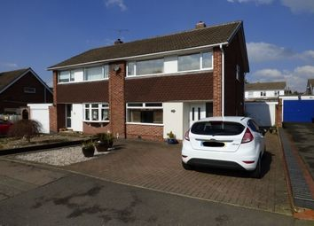 Thumbnail 3 bed property to rent in Woodside, Ashby