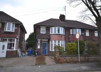 Thumbnail 3 bed semi-detached house for sale in Hardmans Road, Manchester