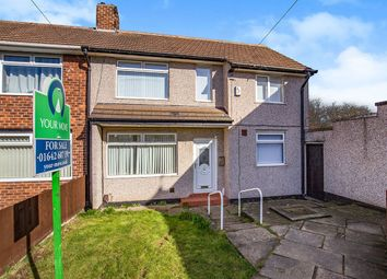 Thumbnail 2 bed semi-detached house for sale in Ramsbury Avenue, Stockton-On-Tees