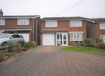 Thumbnail 4 bed detached house for sale in Bull Lane, Waltham Chase, Southampton