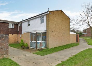 Thumbnail 3 bed end terrace house for sale in Hartings Court, Cuckfield Close, Bewbush, Crawley, West Sussex