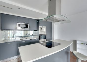 Thumbnail 2 bed flat for sale in Oxygen Building, 18 Western Gateway, Royal Victoria, London