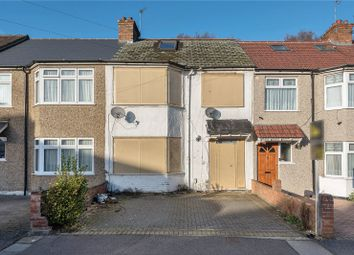 Thumbnail 3 bed terraced house for sale in Hill Crescent, Harrow, Middlesex