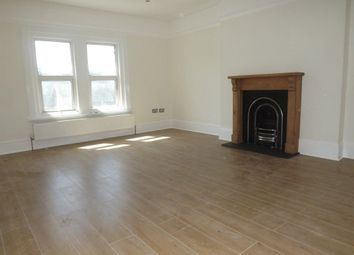 Thumbnail 3 bed flat to rent in Lennox Road South, Southsea