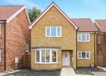 Thumbnail 4 bed detached house for sale in Little Canfield, Essex