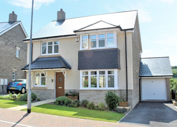 Thumbnail 4 bed detached house for sale in Trelowen Drive, Penryn