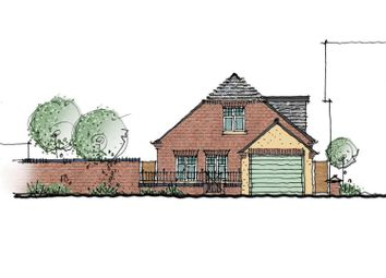 Thumbnail 3 bed detached bungalow for sale in Rosemary Gardens, Rugby