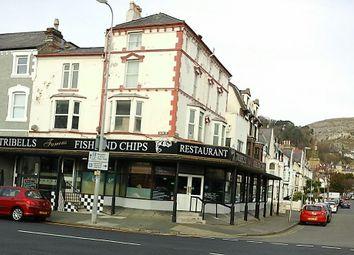 Thumbnail Restaurant/cafe for sale in Taliesin Street, Llandudno