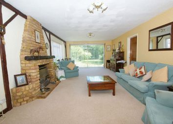 Thumbnail 3 bed detached bungalow for sale in Sandhurst Road, Tilbury