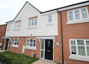 Thumbnail 3 bed terraced house for sale in St. Stephens Gardens, Wolverhampton Street, Willenhall