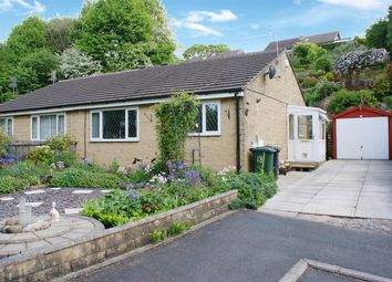 Thumbnail 2 bed semi-detached bungalow for sale in Park Drive Road, Keighley, West Yorkshire