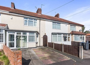 Thumbnail 2 bed terraced house for sale in Arcot Road, Hall Green, Birmingham