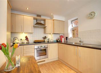 Thumbnail 1 bed flat to rent in Balfour House, 5 Balfour Road, Weybridge, Surrey