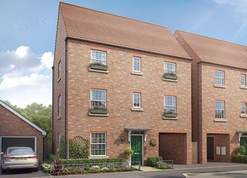 "Thumbnail 4 bed detached house for sale in ""Fleetwood"" at Southfleet Road, Swanscombe"