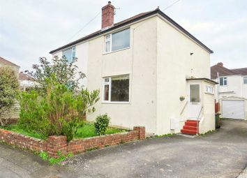 Thumbnail 2 bed semi-detached house for sale in Braddons Hill, Plympton, Plymouth