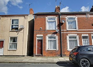 Thumbnail 2 bedroom end terrace house for sale in Whitby Street, Hull