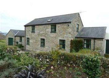 Thumbnail 3 bed barn conversion to rent in Race Hill, Bissoe, Truro