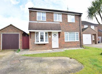Thumbnail 4 bed detached house for sale in Timber Mill, Southwater, Horsham, West Sussex