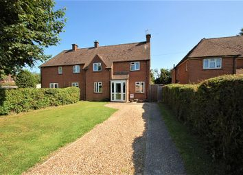 Thumbnail 3 bed semi-detached house for sale in Sheepcote Dell Road, Holmer Green, High Wycombe