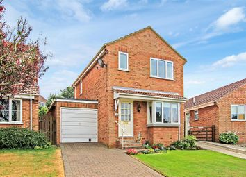 Thumbnail 3 bed detached house to rent in Sycamore Close, Slingsby, York