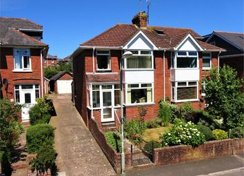 Thumbnail 3 bedroom semi-detached house for sale in Lymeborne Avenue, Heavitree, Exeter, Devon