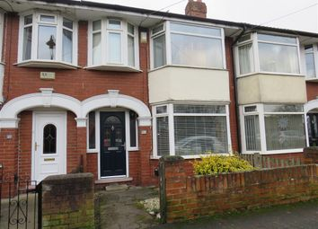 3 bed terraced house to rent in Barrington Avenue, Hull HU5